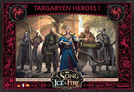 A Song of Ice & Fire - Targaryen Heroes #1 Erweiterung