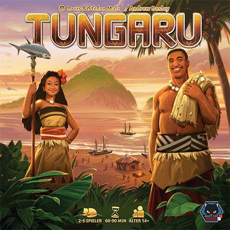 Tungaru - deutsche Version