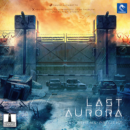 Last Aurora - Project Athena (Erw.)