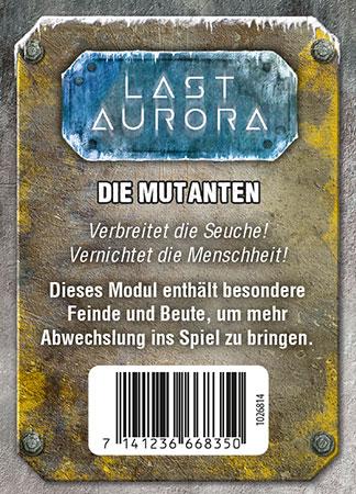 Last Aurora - Mutanten-Set
