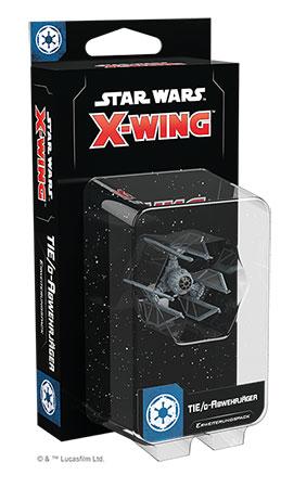 Star Wars X-Wing 2.Ed. - TIE/d-Abwehrjäger Erweiterungspack