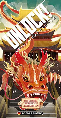 Unlock! - Epic Adventures - Die sieben Prüfungen des Drachen