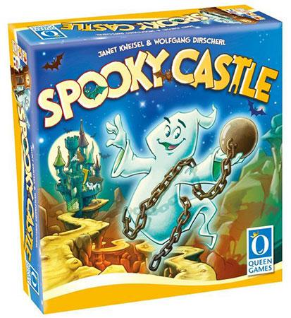 Spooky Castle - Geisterburg (inkl. deutscher Anleitung zum downloaden))