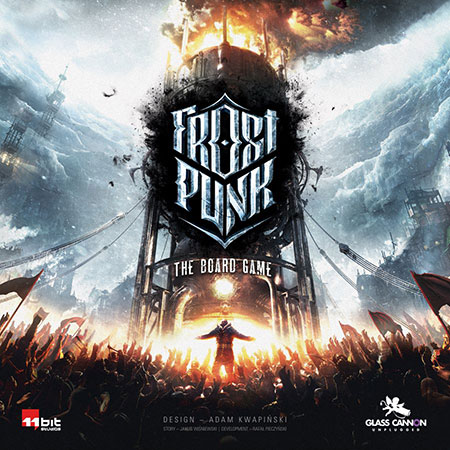 Frostpunk: The Board Game (engl.)