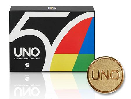 UNO - 50 Jahre Jubiläumsedition