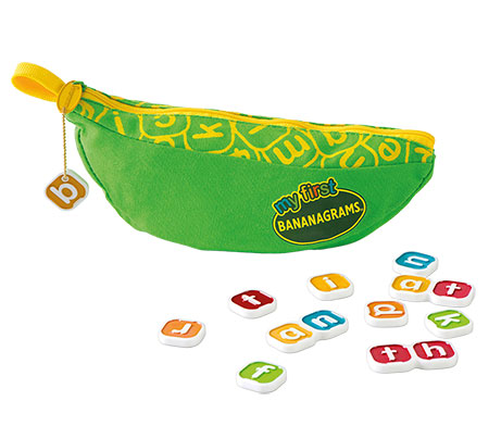 Bananagrams - First