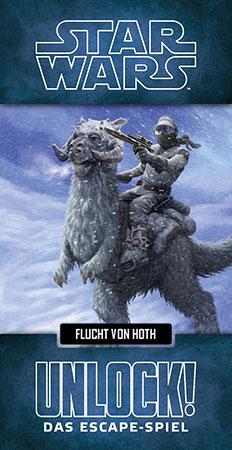 Unlock! - Star Wars – Flucht von Hoth (Einzelszenario)