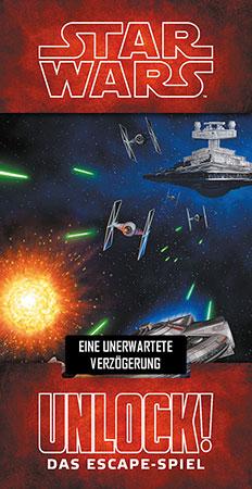 Unlock! - Star Wars - Eine unerwartete Verzögerung (Einzelszenario)