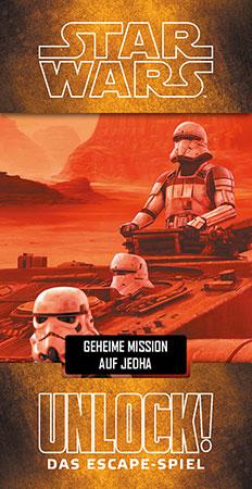 Unlock! - Star Wars – Geheime Mission auf Jedha Einzelszenario
