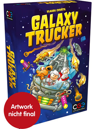 Galaxy Trucker (zweite Edition)