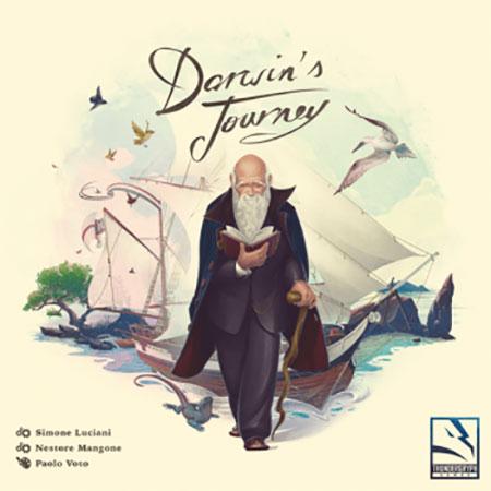 Darwin`s Journey - Feuerland