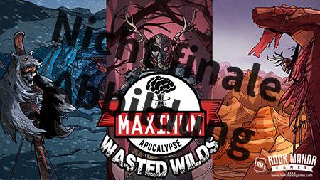 Maximum Apocalypse - Verwüstete Lande