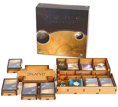 e-Raptor Sortiereinsatz für Dune: Imperium