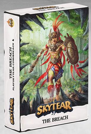 Skytear - Through the breach (dt.)