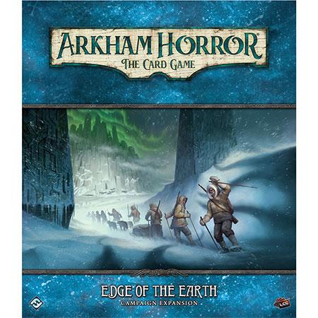 Arkham Horror - Das Kartenspiel - Am Rande der Welt Kampagnenbox