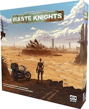 Waste Knights: Das Brettspiel