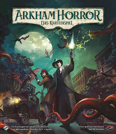 Arkham Horror - Das Kartenspiel - Grundspiel (Neuauflage)
