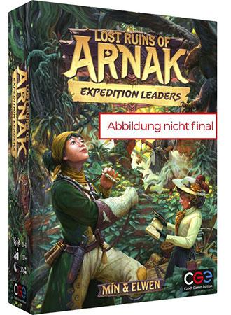 Die Verlorenen Ruinen von Arnak (Erweiterung)