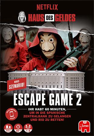 Haus des Geldes – Escape Game 2