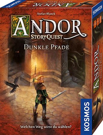 Die Legenden von Andor - Story Quest: Dunkle Pfade