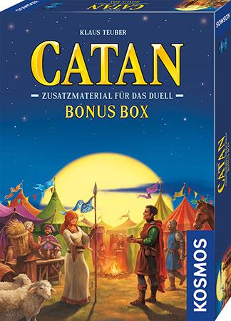 Catan - Das Duell - Bonus Box