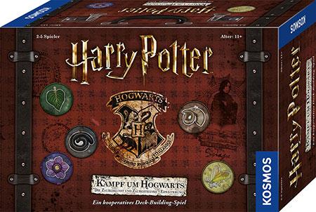 Harry Potter - Kampf um Hogwarts - Zauberkunst + Zaubertränke Erweiterung