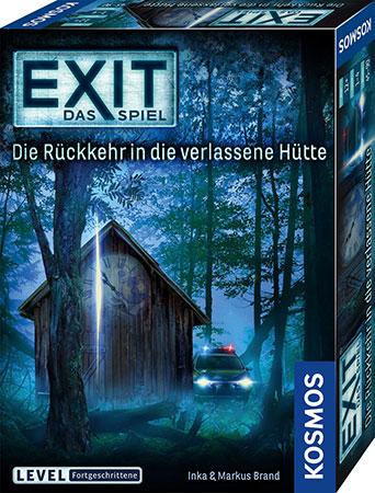 EXIT - Das Spiel - Die Rückkehr in die verlassene Hütte