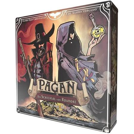 Pagan: Schicksal von Roanoke
