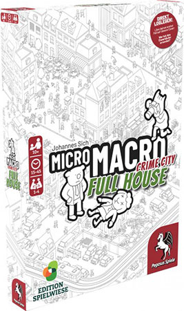 MicroMacro: Crime City 2 - Full House