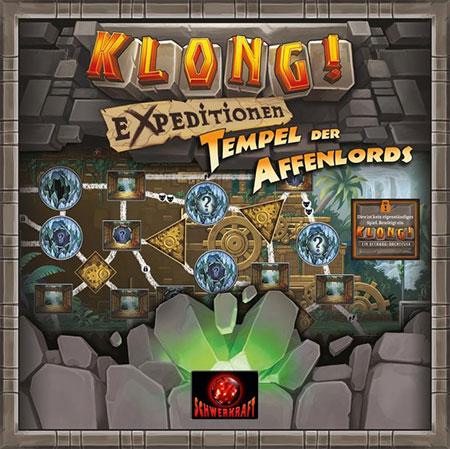 Klong! - Tempel der Affenlords