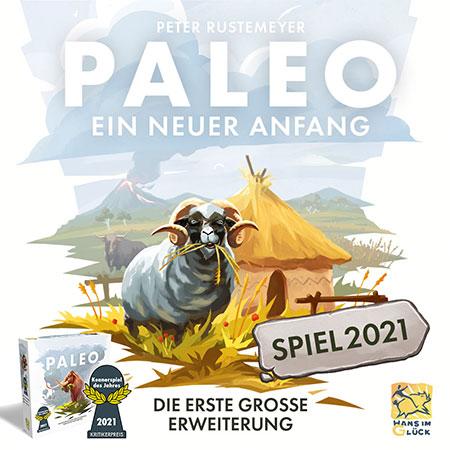 Paleo - Ein neuer Anfang Erweiterung