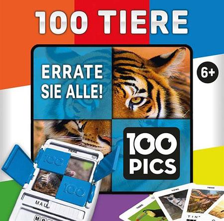 100 PICS Tiere
