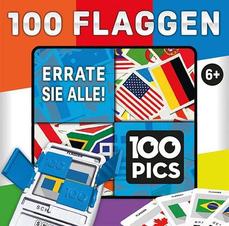 100 PICS Flaggen