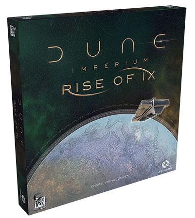 Dune: Imperium - Rise of Ix Erweiterung