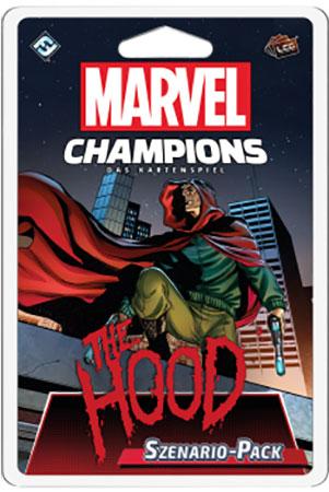 Marvel Champions: Das Kartenspiel - The Hood Erweiterung