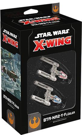 Star Wars: X-Wing 2.Ed. - BTA-NR2-Y-Flügler Erweiterungspack