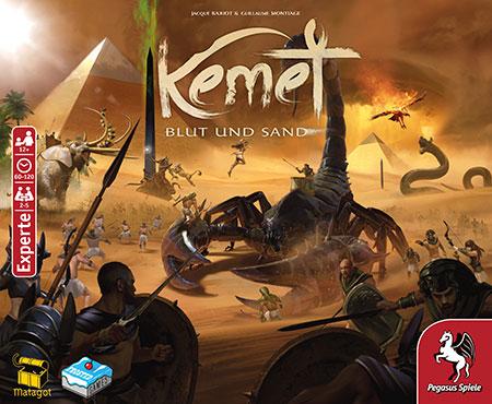 Kemet - Blut und Sand