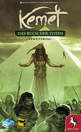 Kemet: Buch der Toten Erweiterung