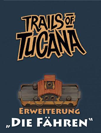 Trails of Tucana - Die Fähren Erweiterung