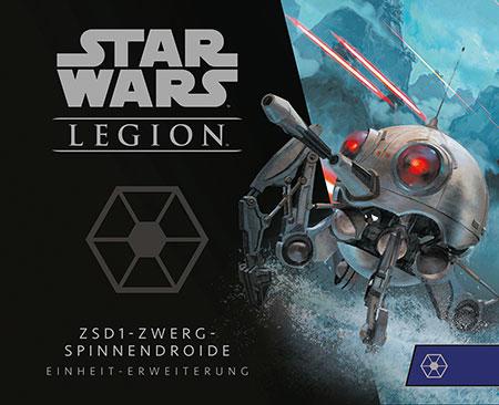 Star Wars: Legion - ZSD1-Zwerg-Spinnendroide