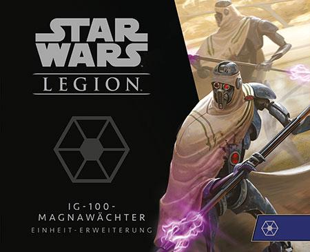 Star Wars: Legion - IG-100-MagnaWächter