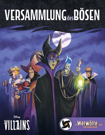 Disney Villains - Versammlung des Bösen
