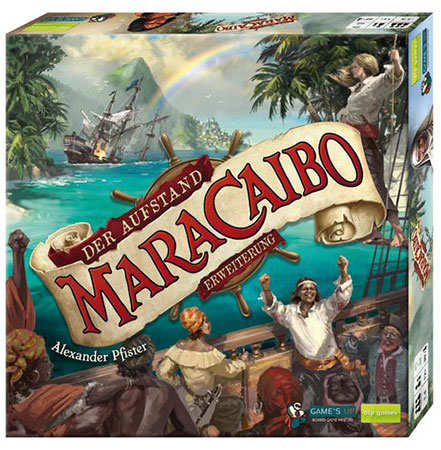 Maracaibo - Der Aufstand Erweiterung