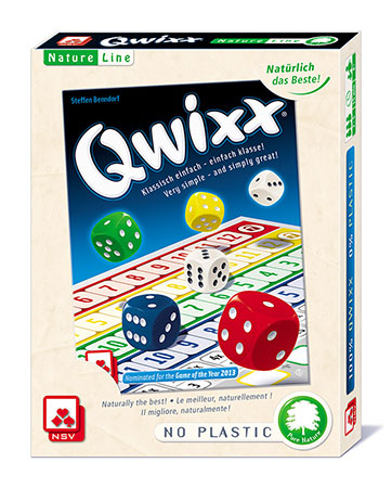 Qwixx - Natureline