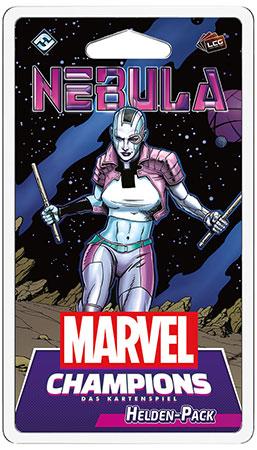 Marvel Champions - Das Kartenspiel - Nebula Erweiterung