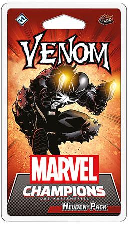 Marvel Champions - Das Kartenspiel - Venom Erweiterung