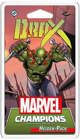 Marvel Champions - Das Kartenspiel - Drax Erweiterung