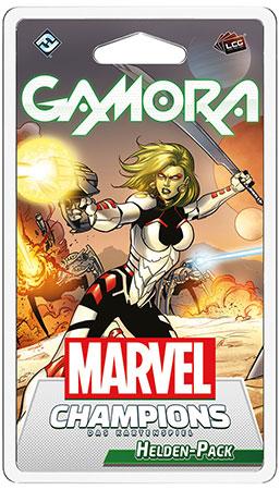 Marvel Champions - Das Kartenspiel - Gamora Erweiterung
