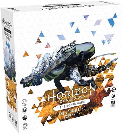 Horizon Zero Dawn - Das Brettspiel - Heiliges Land Erweiterung (engl.)