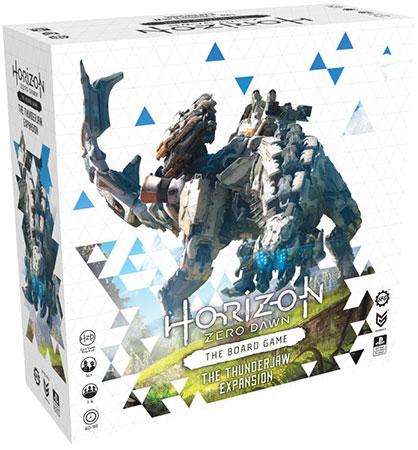 Horizon Zero Dawn - Das Brettspiel - Donnerkiefer Erweiterung (engl.)